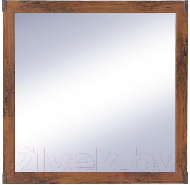 Купить Зеркало интерьерное Black Red White, Индиана JLUS 80 (дуб саттер), Беларусь, дерево темное