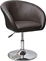Кресло мягкое Седия Moretti (черный) -