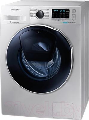 Стирально-сушильная машина Samsung WD80K5410OS