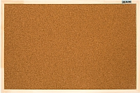 Информационная доска Akavim Wood CW456 (45x60) -