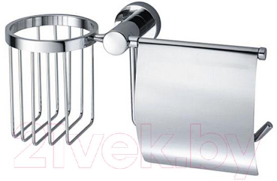 Купить Держатель для туалетной бумаги Wasserkraft, Donau K-9459, Германия, пластик