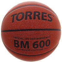 Баскетбольный мяч Torres BM600 / B10027 (размер 7) -