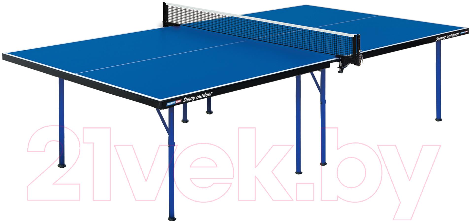 Купить Теннисный стол Start Line, Sunny Outdoor 6014, Россия