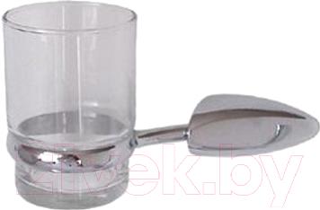 Стакан для зубных щеток Rubineta, PAC/03, Литва, нержавеющая сталь  - купить со скидкой