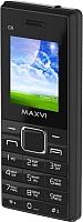 Мобильный телефон Maxvi C9 (черный) -