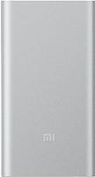 Портативное зарядное устройство Xiaomi Mi Power Bank 2 10000mAh VXN4191US / PLM02ZM (серебристый) -
