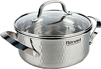 Кастрюля Rondell RDS-827 (сталь) -