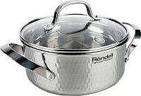 Кастрюля Rondell RDS-828 (сталь) -
