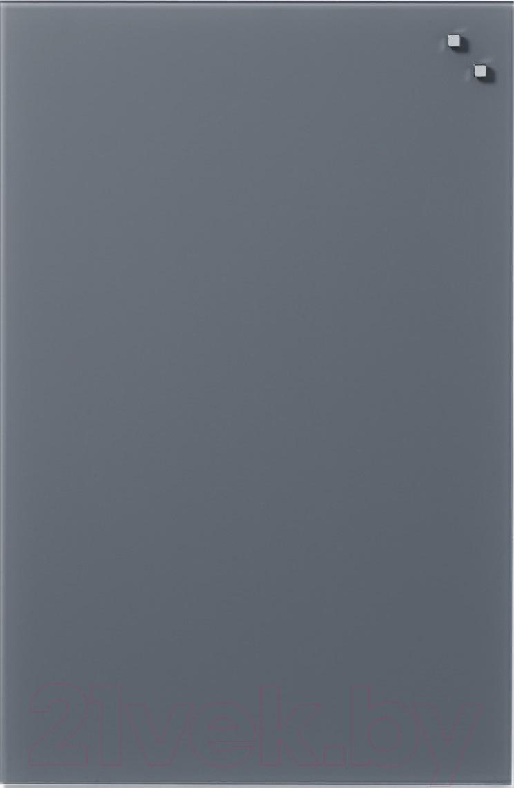 Купить Магнитно-маркерная доска Naga, Grey 10510 (40x60), Дания