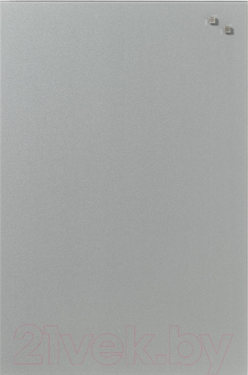 Купить Магнитно-маркерная доска Naga, Silver 10503 (40x60), Дания