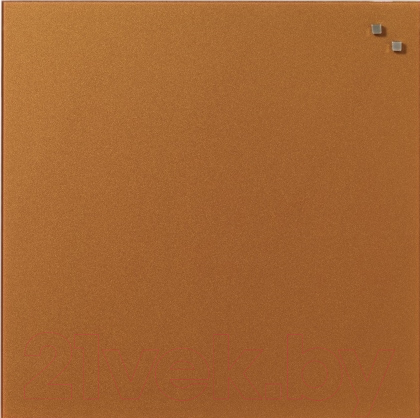 Купить Магнитно-маркерная доска Naga, Copper 10783 (45x45), Дания