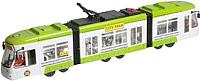 Трамвай игрушечный Big Motors Городской трамвай 1258 -