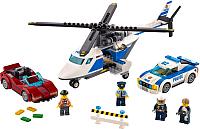 Конструктор Lego City Стремительная погоня 60138 -