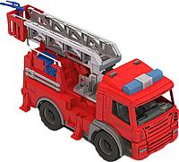Автомобиль игрушечный Нордпласт Пожарная машина 203 -