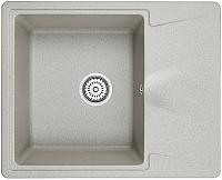 Мойка кухонная Granula GR-6201 (базальт) -