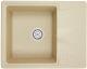 Мойка кухонная Granula GR-6201 (песочный) -