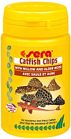 Корм для рыб Sera Catfish Chips 510 -