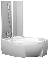 Стеклянная шторка для ванны Ravak VSK2 170 L (76LB0100Z1) -