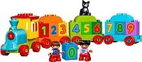 Конструктор Lego Duplo Поезд «Считай и играй» 10847 -
