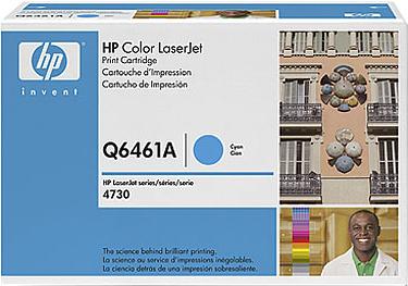 Тонер-картридж HP 644A (Q6461A) - общий вид
