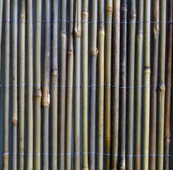 Изгородь декоративная Sundays 57303 (из бамбука) - общий вид