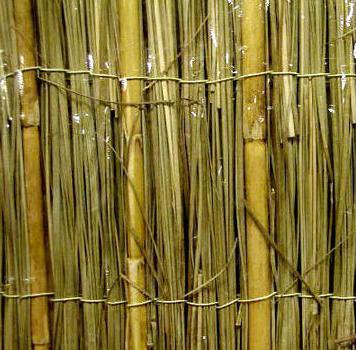 Изгородь декоративная Sundays 57308 (из водорослей и папоротника) - общий вид