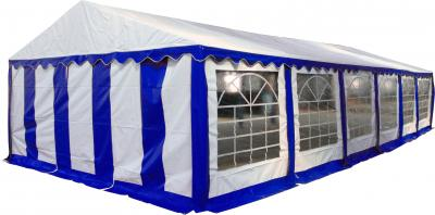 Торговая палатка Sundays 612201 (White-Blue) - общий вид