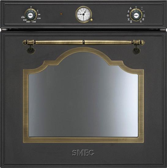 Купить Электрический духовой шкаф Smeg, SF750AO, Италия