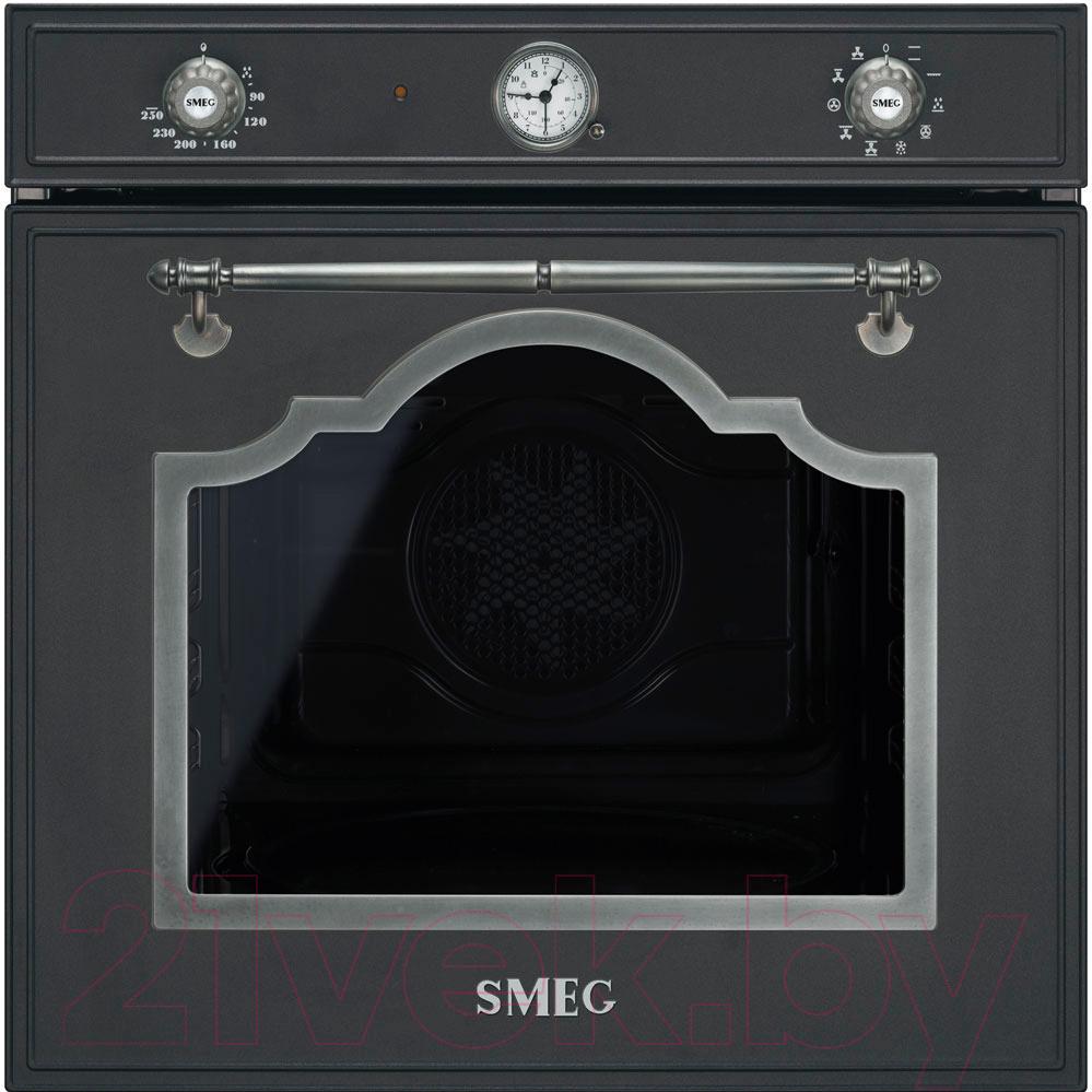 Купить Электрический духовой шкаф Smeg, SF750AS, Италия
