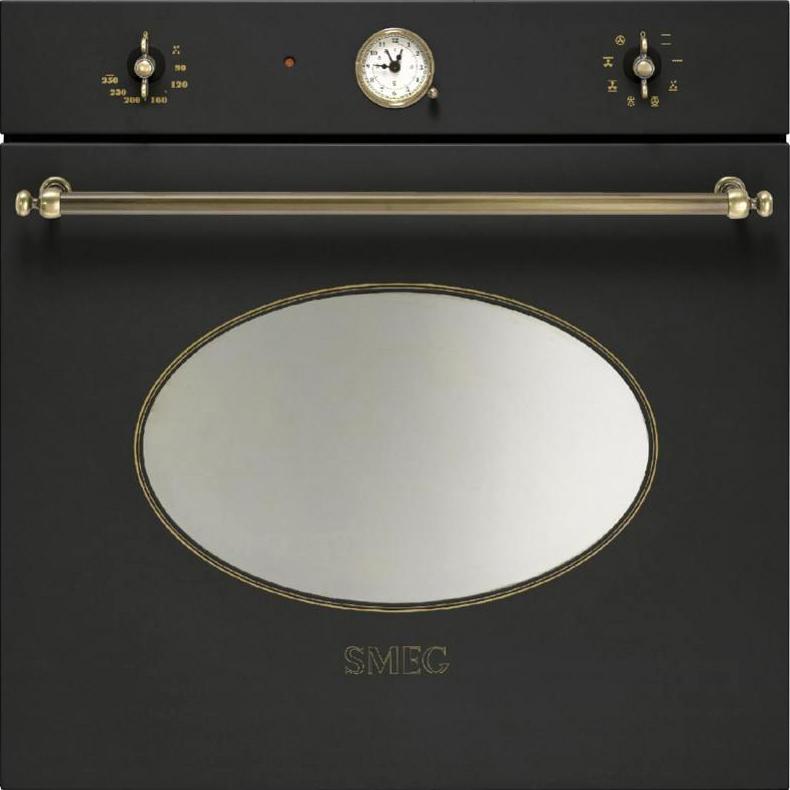 Купить Электрический духовой шкаф Smeg, SF855AO, Италия