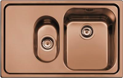 Мойка кухонная Smeg SP7915SRA - общий вид
