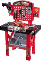 Верстак-стол игрушечный Smoby Ремонтная мастерская Тачки с машинкой Маккуин (500189) -