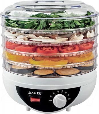Сушка для овощей и фруктов Scarlett SC-421 - вид спереди