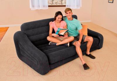 Надувной диван-кровать Intex Pull-Out Sofa 68566