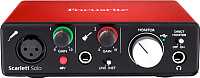 Аудиоинтерфейс Focusrite Scarlett Solo Studio (2-е поколение) -