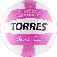 Мяч волейбольный Torres Beach Sand V30085B (размер 5) -