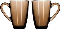 Набор для чая/кофе Pasabahce Броунз 55393/1066645 -