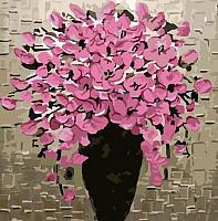 Картина по номерам Picasso Розовый букет (PC4040007) -