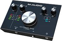 Аудиоинтерфейс M-Audio M-Track 2x2 -