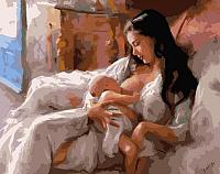 Картина по номерам Picasso Материнство (PC4050046) -