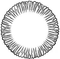 Набор тарелок Pasabahce Аврора 10512/421332 -