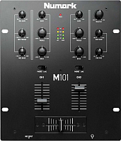 DJ микшер Numark M101 (черный) -