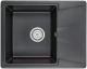 Мойка кухонная Granula GR-6201 (черный) -
