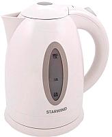 Электрочайник StarWind SKP2211 (белый) -