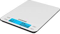 Кухонные весы StarWind SSK8451 (белый) -