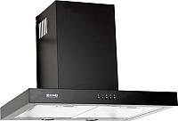 Вытяжка Т-образная Zorg Technology Quarta 750 (60, черный) -