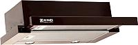 Вытяжка телескопическая Zorg Technology Storm 700 (60, коричневый) -
