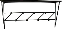 Вешалка для одежды Dudo ВННС-005 (черный) -