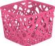 Корзина Curver Neo Сolors 04160-437-03 / 210367 (розовый) -
