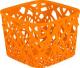 Корзина Curver Neo Сolors 04160-370-03 / 210365 (оранжевый) -